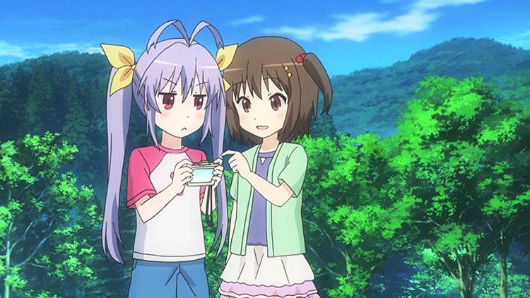 Non Non Biyori anime screenshot