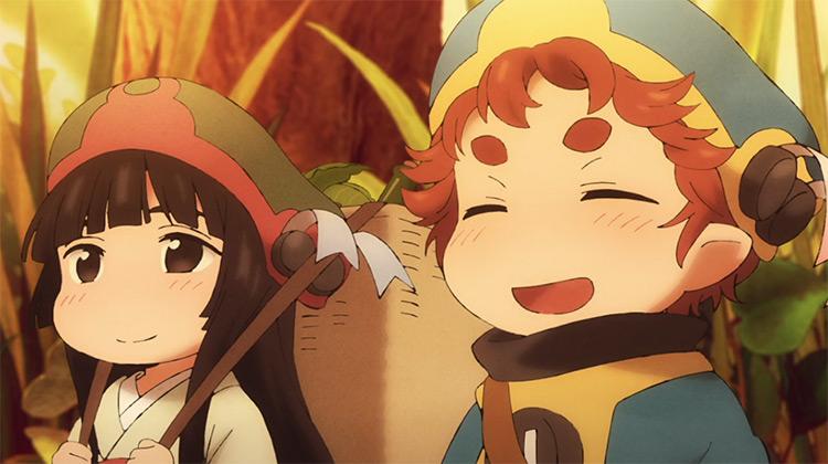 Hakumei and Mikochi screenshot