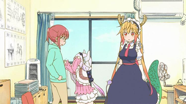 Miss Kobayashi's Dragon Maid anime