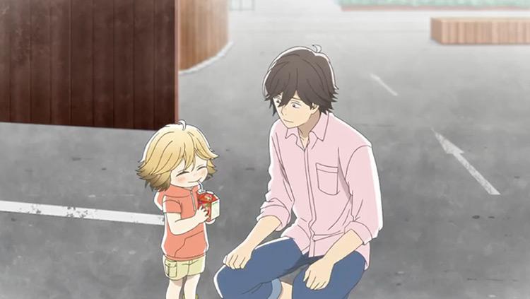 Poco's Udon World anime