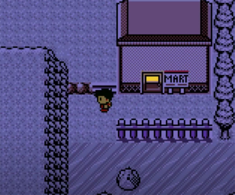Pokémon Prism - GBA screenshot of ROM Hack