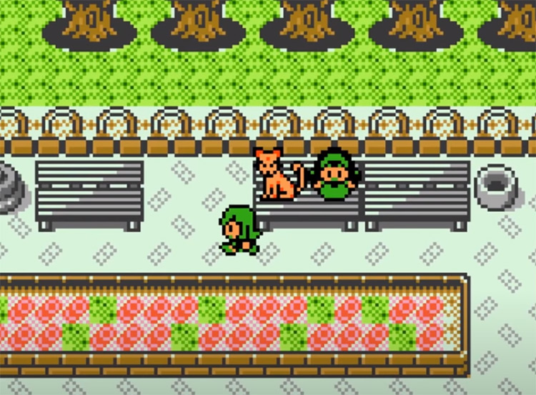 Pokémon Crystal Clear hack screenshot