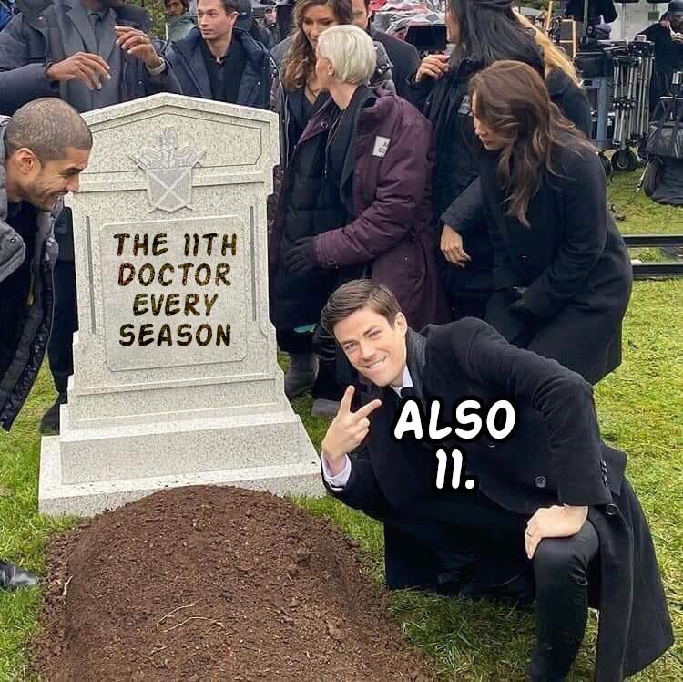The doctor every seasons