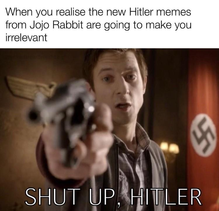 Dr Who Jojo Rabbit memes