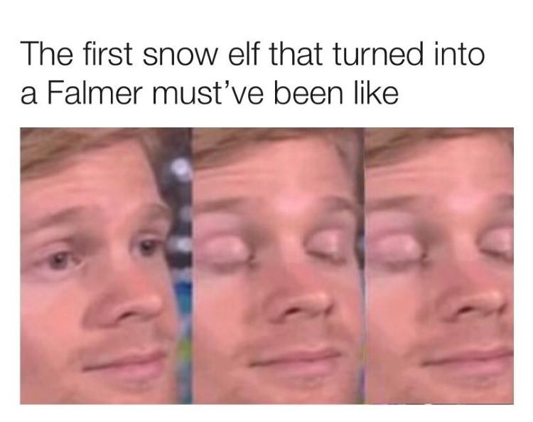 First snoe elf turned into Falmer, I sleep