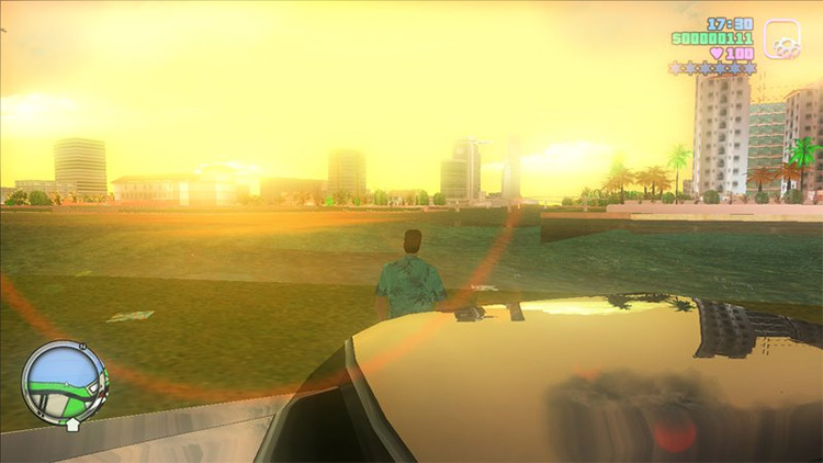 Vice City ENB Series mod