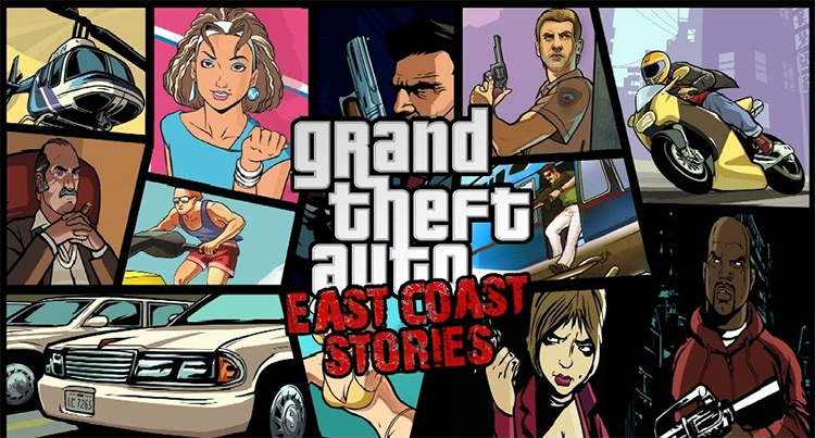 GTA: East Coast Stories Vice City