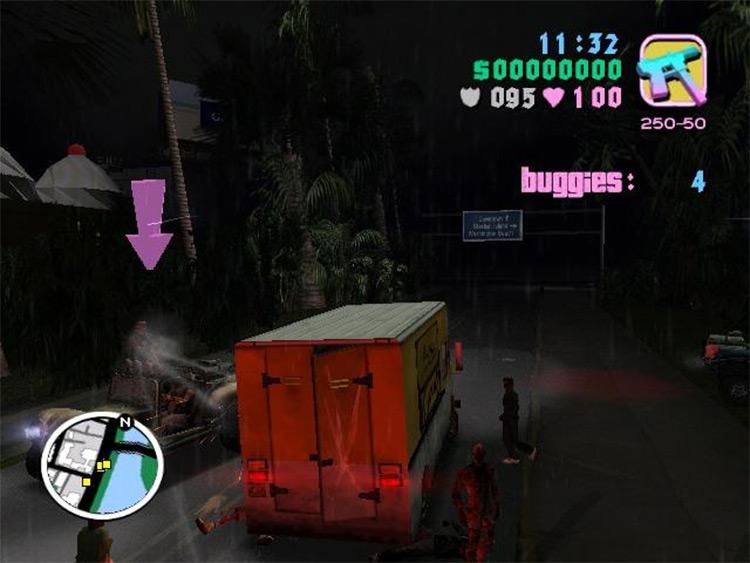 GTA: Long Night Vice City mod