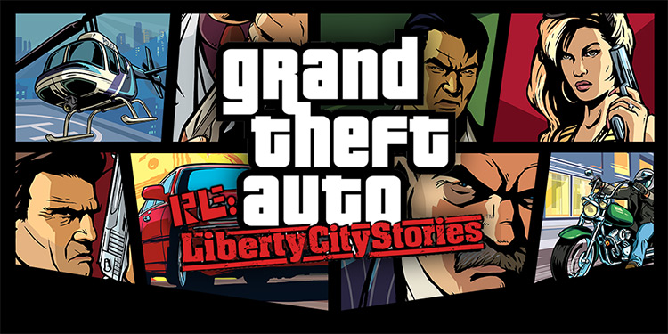Grand Theft Auto RE: Liberty City Stories Vice City