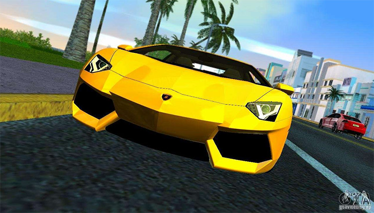 Lamborghini Aventador LP for Vice City