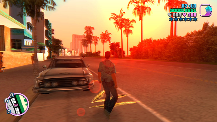 GTA Vice City: Updated Classic Mod