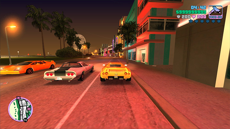 GTA Vice City Definitive Edition Mod