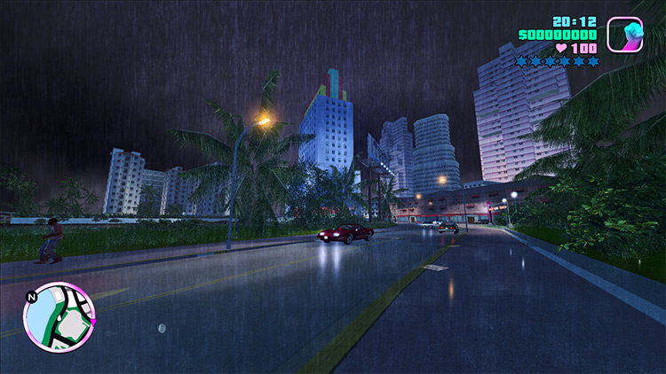GVBP ReShade Mod for Vice City