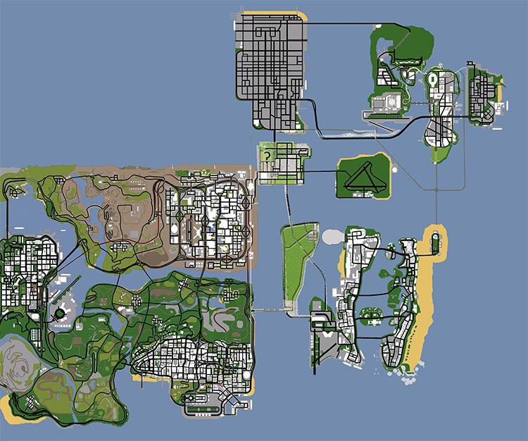 GTA: State of Liberty Mod