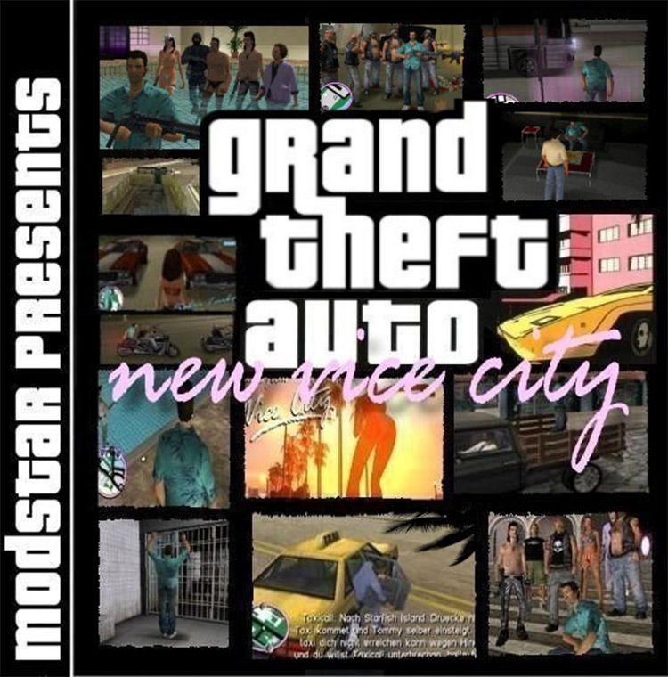New Vice City 2011 mod