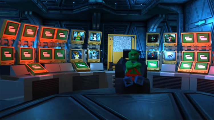 LEGO Batman 2: DC Super Heroes screen