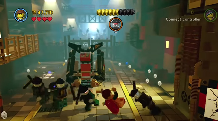 LEGO Movie Videogame Screenshot