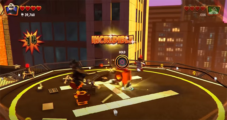 LEGO The Incredibles Game Screenshot
