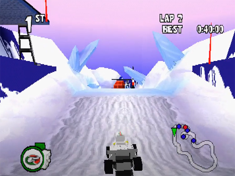 LEGO Racers 1999 video game