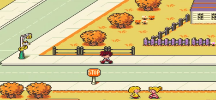 Earthbound Halloween ROMHack screenshot