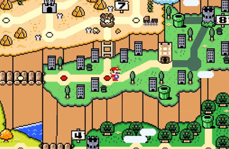 New Super Mario World 2 ROM Hack