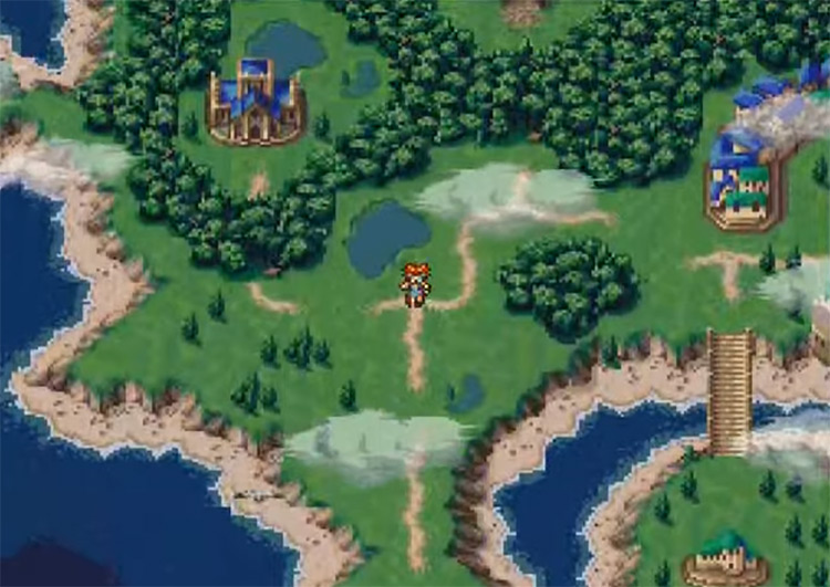 Flames of Eternity ChronoTrigger hack