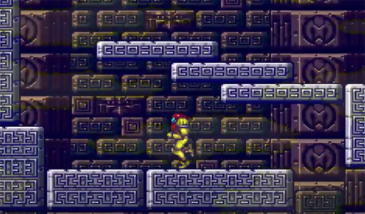 Metroid Super Zero Mission ROM Hack