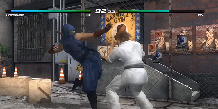 Dead or Alive 5 Last Round screenshot