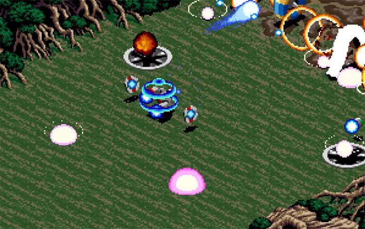 Viewpoint gameplay screenshot