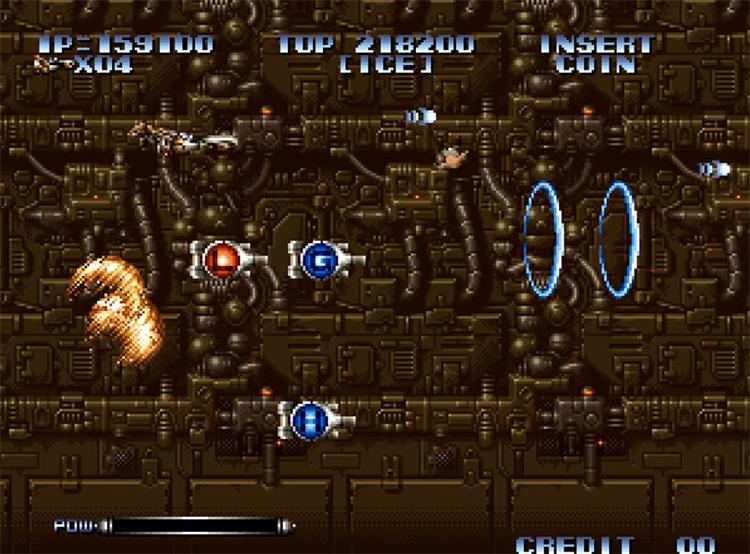Last Resort game screenshot