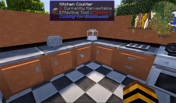 Cooking for Blockheads Minecraft