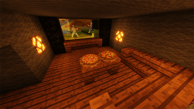 Pizzacraft for Minecraft