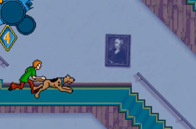 Scooby-Doo! Mystery Mayhem Gameplay Screenshot
