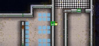 Prison Architect gameplay screenshot