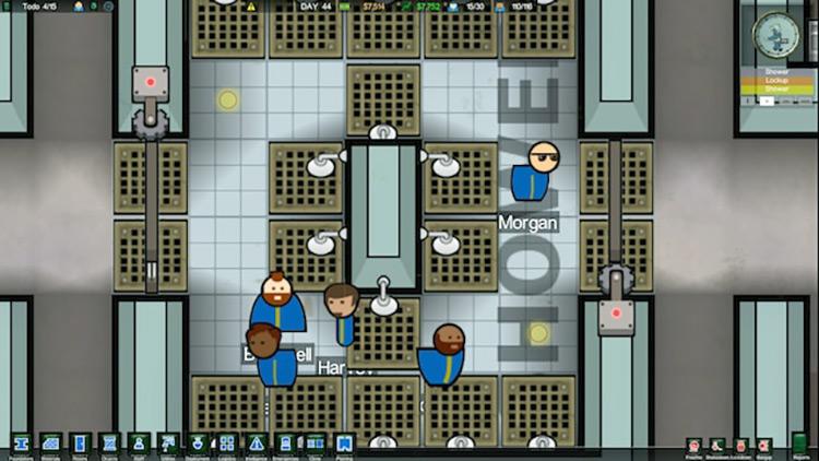 Fallout Vault Prison Architect Mod