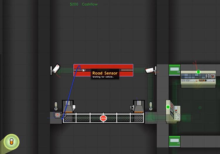 Road Sensors Prison Architect Mod Screenshot