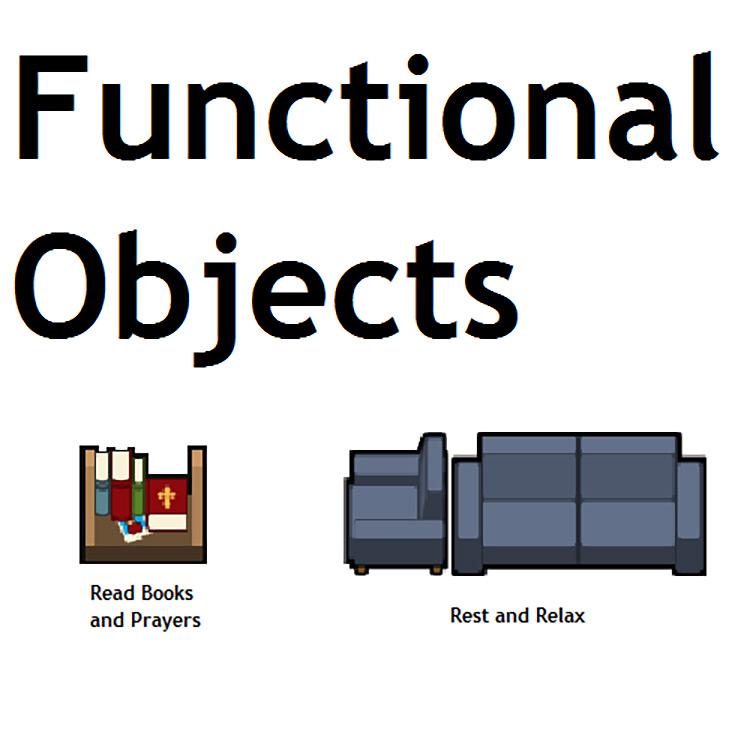 Functional Objects Prison Architect Mod Screenshot