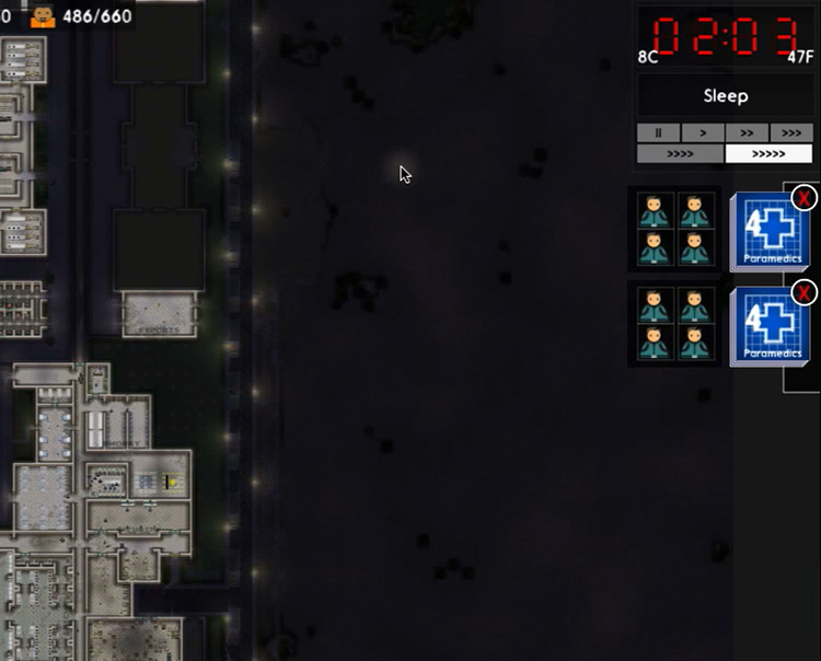 Better Clock Prison Architect Modded preview