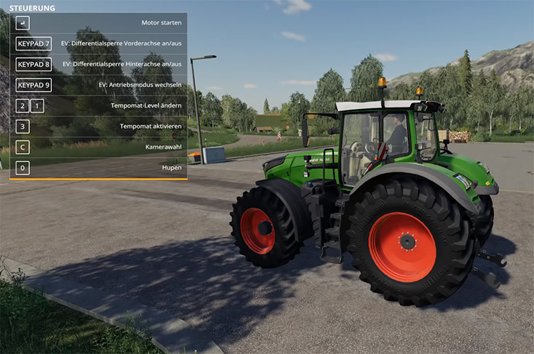 Enhanced Vehicle Farming Simulator Mod