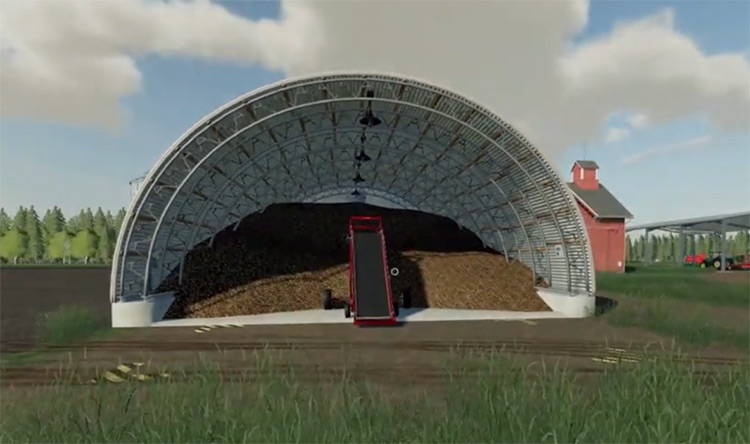 Root Crop Storage Farming Simulator Mod