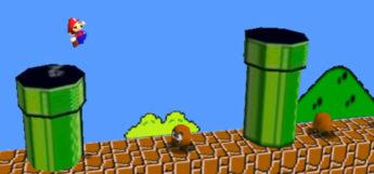 SM64 Mario Bros Romhack 3D Preview