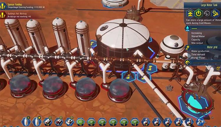 Sandbox Surviving Mars Mod