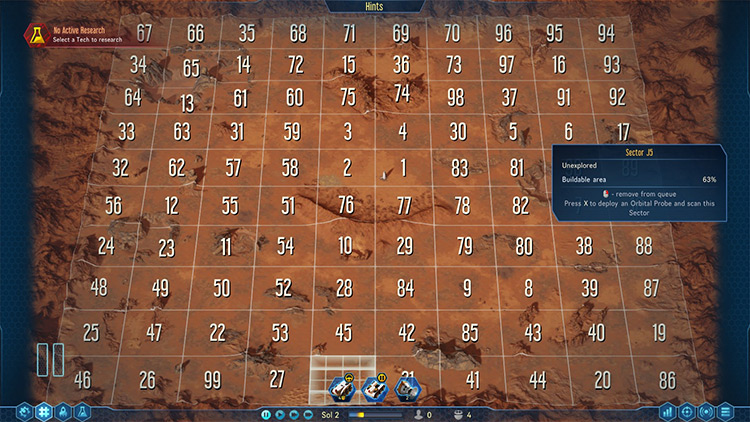 Unlimited Scanning Surviving Mars Mod