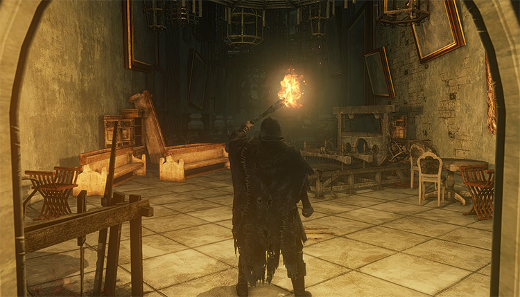 Augur of Darkness Dark Souls 2 Mod