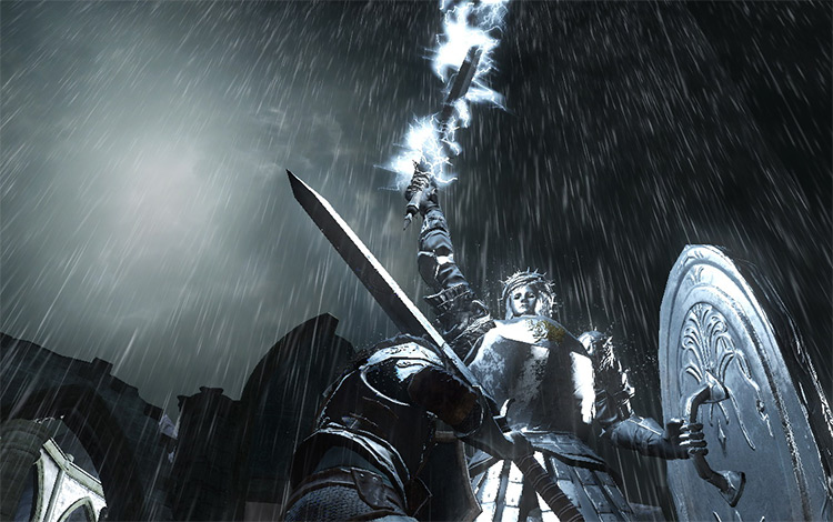 A Perfect Storm Dark Souls 2 Mod