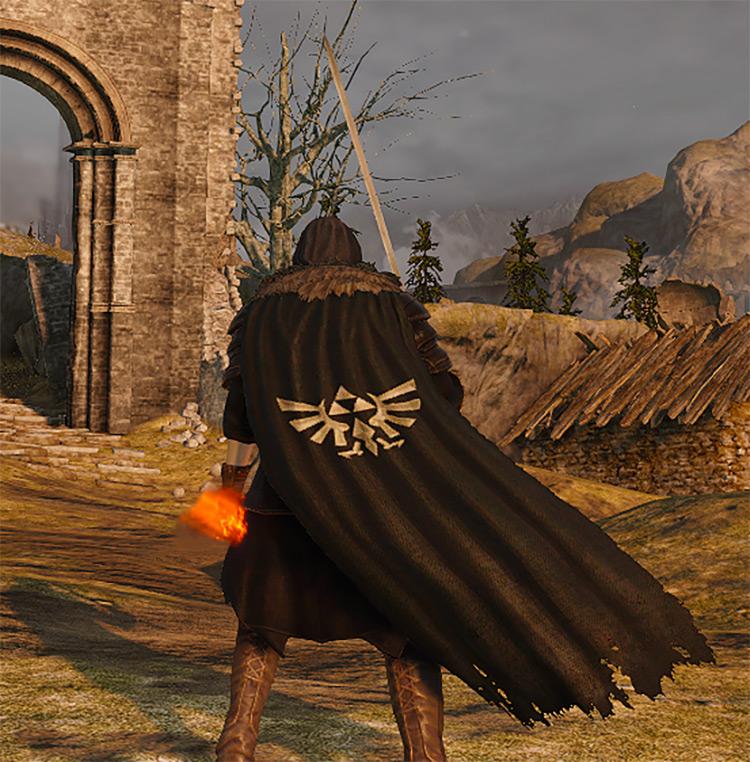 Zelda Textures Dark Souls 2 Mod