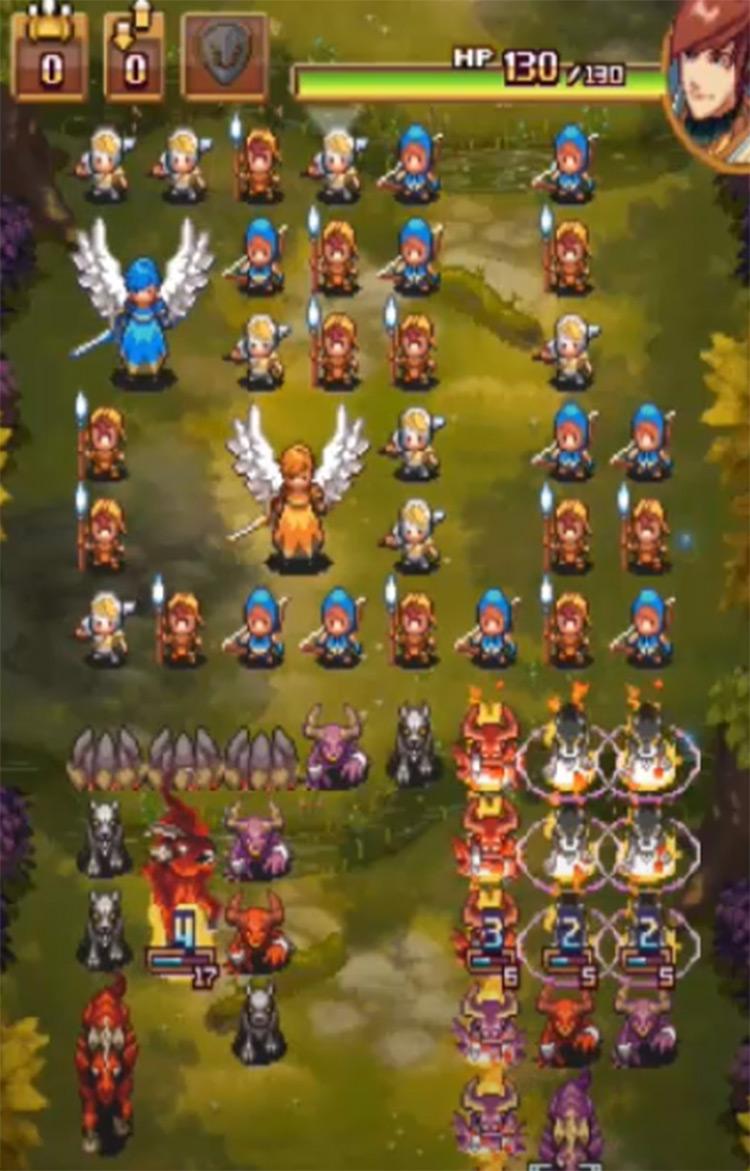 Might & Magic: Clash of Heroes Screenshot