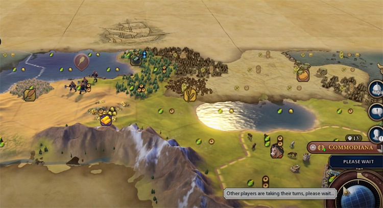 Civilization and Leader Mods Pack Civ6
