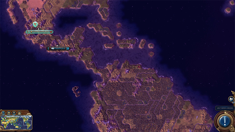 Yet Not Another Maps Pack in Civ6