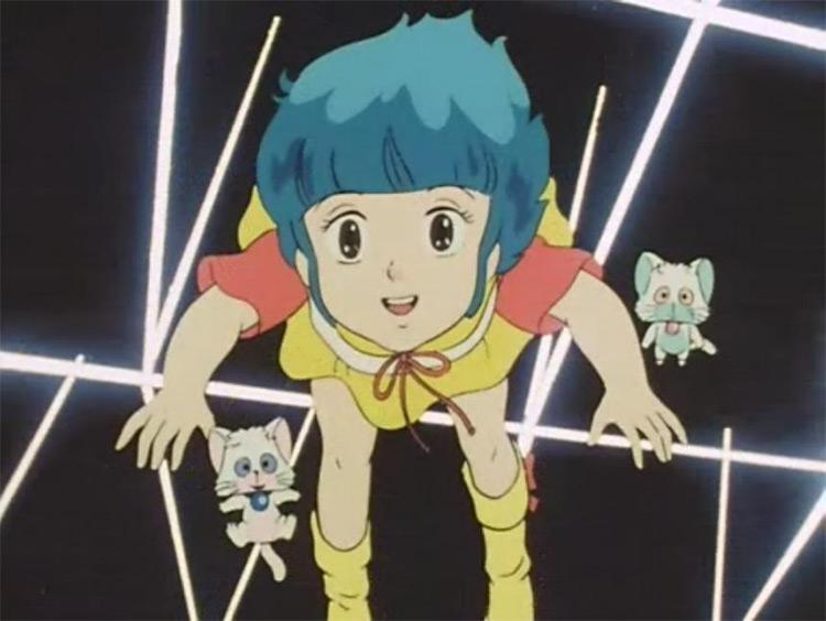 Yu Morisawa in Creamy Mami anime